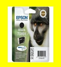 ORIG. CARTUCCIA EPSON t0891 EPSON Stylus Office bx300f s20 sx100 SX 115 sx200 NUOVO
