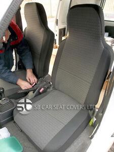 1 x Suzuki Carry Van Custom Waterproof Front Seat Cover Heavy Duty Protector