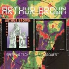 Speak No Tech/Requiem by Arthur Brown (CD, Mar-2010, 2 Discs, Lemon)