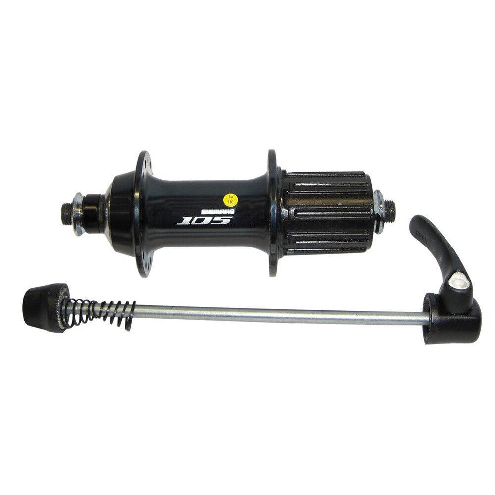 SHIMANO Kassettennabe 105 FH- 5800 130 mm Schnellspanner black