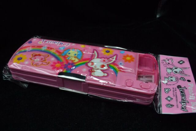 Sanrio Jewelpet Multi functions Pencil Box Case