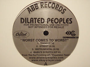 DILATED-PEOPLES-WORST-COMES-TO-WORST-TARGET-PRACTICE-12-034-2001-ALCHEMIST