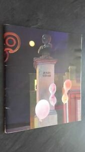 Programa Opera París Theatre Nacional Mardi 7 Julio 1987 Tbe