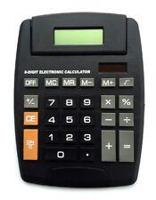 M-abacus LCD Büro TischrechnerRechner Taschenrechner Uhr Bürorechner Batterie