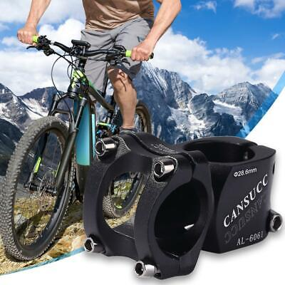 Bicycle Handlebar Stem 7 Degree 25.4mm Fixed Gear MTB Mountain Road Bike Stem