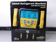 Fieldpiece Wireless 4 Port Sman Refrigerant Manifold Amp Micron Gauge Sm380v