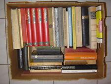 Große Kiste Bücher, Bananenkiste, für Leseratten ca. 36 Stück, 99