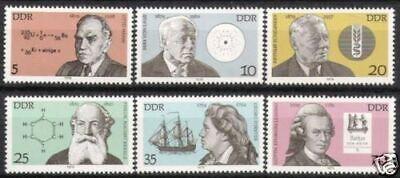 Nett Ddr Nr.2406/11 ** Bedeutende Persönlichkeiten 1979 Deutschland Ab 1945 Postfrisch Attraktive Designs;
