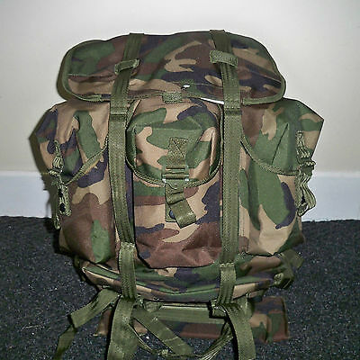 US Alice Pack With Frame Rucksack Backpack Bag Army Military Camouflage NEW Camo