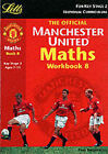 Manchester United Maths: Book 8 by Paul Broadbent (Paperback, 2000)