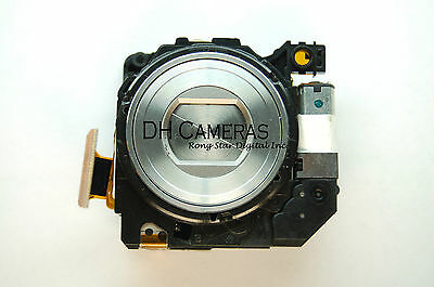 Ehrgeizig Sony Dsc-wx5 Wx1 W380 W390 Cyber-shot Objektiv Einheit 5x Optisches Zoom Silber Wir Nehmen Kunden Als Unsere GöTter