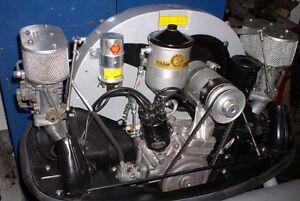 Porsche 356 engine 1961 S90 complete