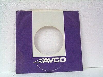 Music Hearty 1-avco Record Company 45's Sleeves Lot #35-e Quality First