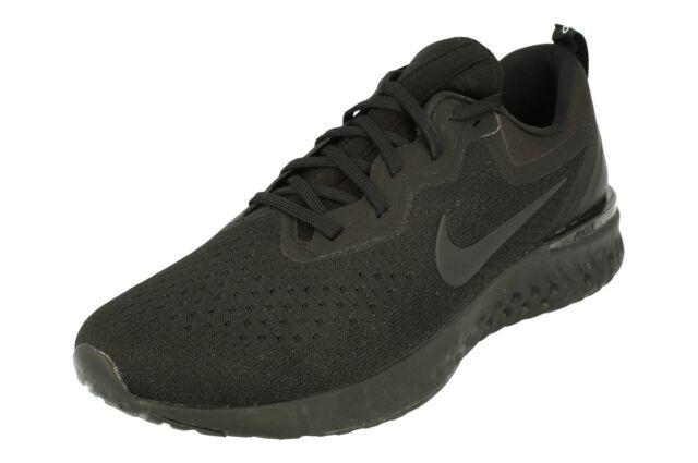 a548ad1f4486 Nike Odyssey React Triple Black Men  039 s Running Shoes AO9819-010