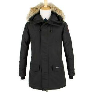 NWT-Canada-Goose-Langford-Microfiber-Coyote-Fur-Hood-Down-Filled-Parka-Coat-S