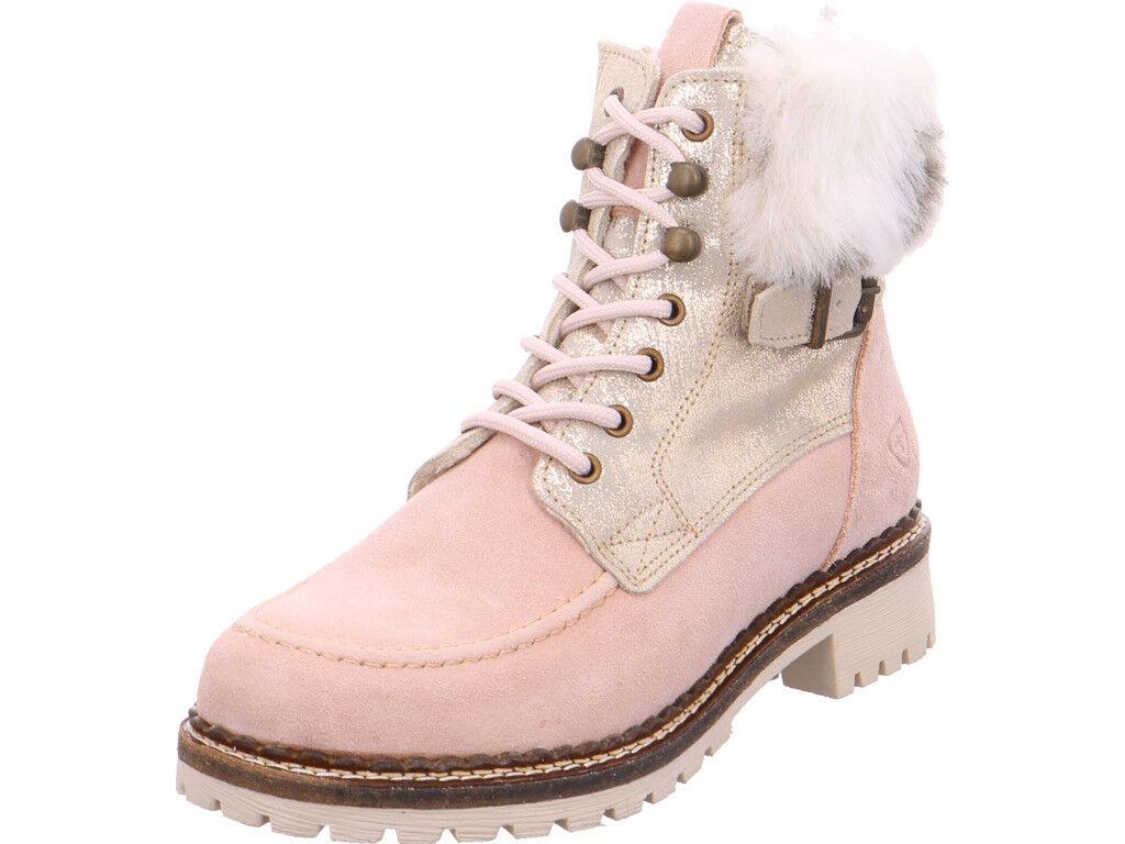 Tamaris ahí señora. - botas botas rojo