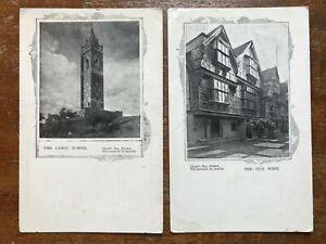 2x-Lloyd-039-s-Tea-Bristol-Advertising-Postcards-ref220