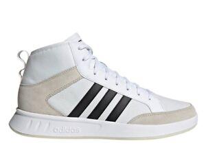 Adidas-COURT80S-MID-EE9678-Bianco-Scarpe-Uomo-Sneakers-Sportive