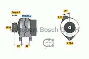 Generator Bosch 0 124 325 053