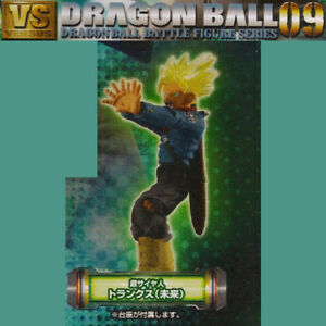 Dragon Ball Super Gashapon vs 09 Ss Broly Bandai New