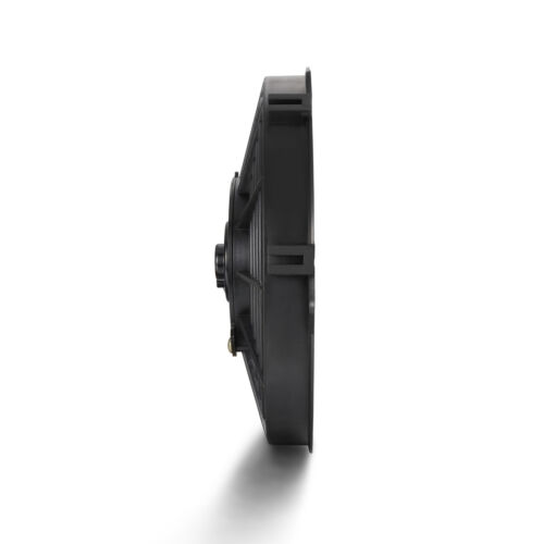 "Straight Fan Blade 9/"" 12V Universal Car Engine Radiator Intercooler Cooling Fan"