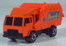 "Hot Wheels Recycler Garbage Refuse Disposal Truck 3"" Recycling Waste Management"