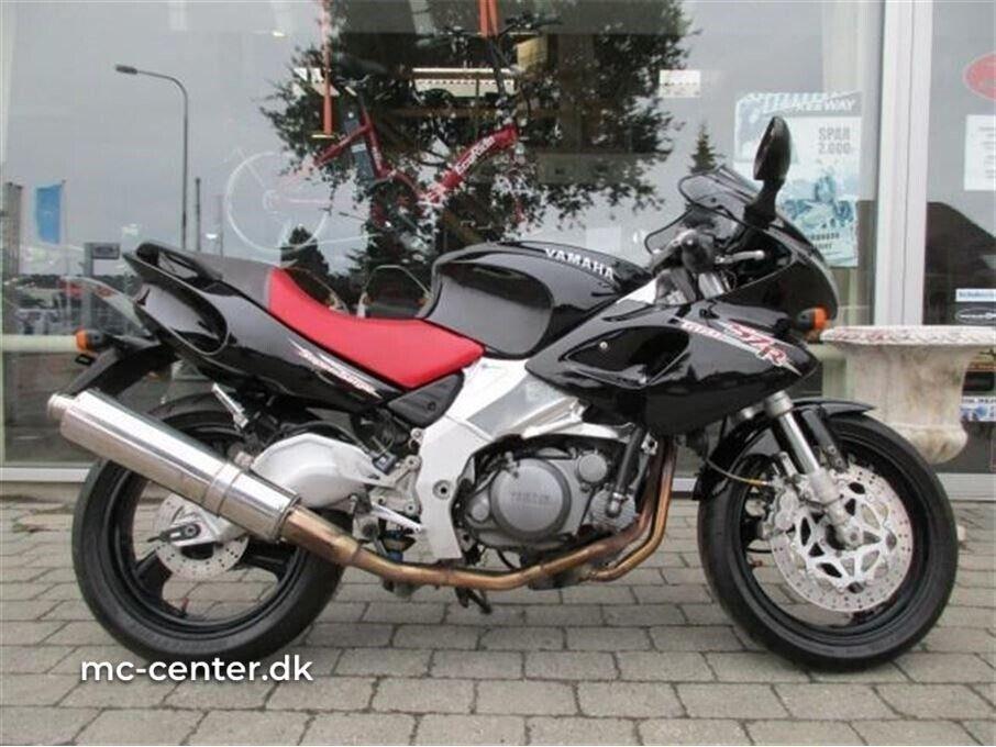 Yamaha, SZR 660, ccm 659