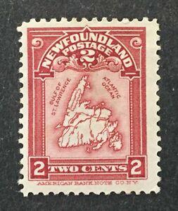 NEWFOUNDLAND-86-MINT-SINGLE-F-VF-H