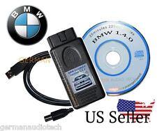 BMW DIAGNOSTIC CODE READER SCANNER 1.4.0 E36 E46 E39 E38 E53 M3 X3 Z3 PA SOFT