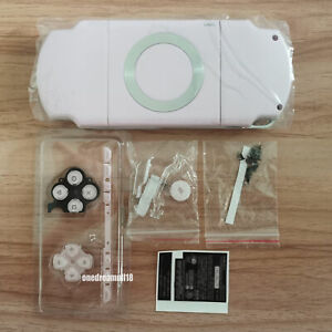 For-PSP2000-PSP-2000-2006-Game-Console-Repair-Full-Housing-Shell-Cover-Case-Pink