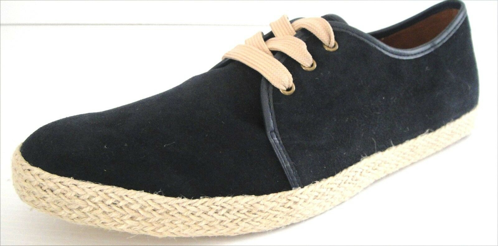 New Scott James  theo men's suede US schuhe  Größe  US suede 10.5 EUR 45 d508ae