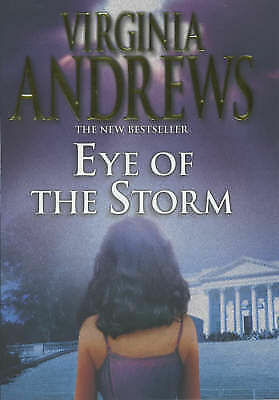 1 of 1 - The Eye of the Storm by Virginia Andrews (Hardback, 2001)