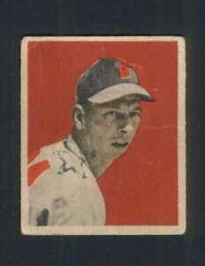 1949-Bowman-1-Vern-Bickford-VG-VGEX-RC-Rookie-Bos-Braves-103909