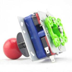 Zippy-Arcade-Short-Joystick-HAPP-Classic-2-4-8-Way-Stick-for-Mame-Jamma