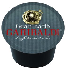 100 CAPSULE GRAN CAFFÈ GARIBALDI COMPATIBILI LAVAZZA FIRMA E VITHA GUSTO INTENSO