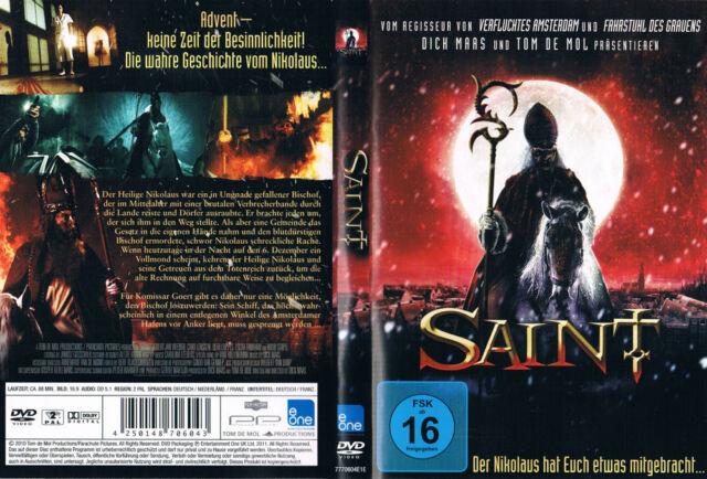 SAINT --- Sint --- die wahre Geschichte vom Nikolaus --- Adventshorror --- Uncut