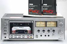 SONY EL-5 Vintage High-End Elcaset Deck Top-Zustand!! Revidiert + 1j.Garantie!!