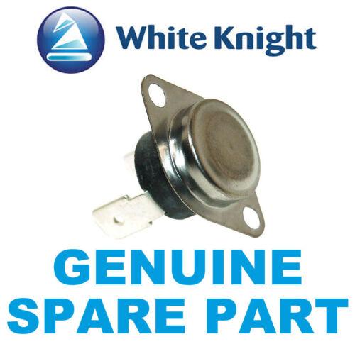 WHITE Knight CL637WV Asciugatrice CL847 TERMOSTATO 421307848373