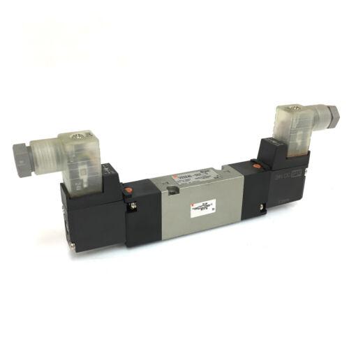 5/2 électrovanne VZ5240-5DZ-Q SMC VZ52405DZQ * NEUF *