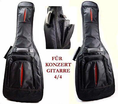 Gitarrentasche Tasche Für Klassischegitarre, Gigbag Für Konzert Dc-401c