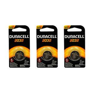 3x-Battery-for-Duracell-DLCR2032-CR2032-3-Volt-Coin-Cell-ECR2032-CR-2032-DL2032