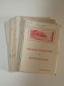 Lot-de-17-034-Album-programme-MIRANDA-034-Grand-Theatre-de-Bordeaux-annees-1936-1939
