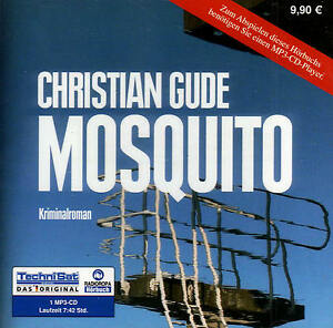 Mosquito-Christian-Gude-MP3-CD-NEU-OVP