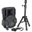 Ibiza-Party-Rechargeable-8-034-300W-Bluetooth-Active-Portable-PA-Speaker-Stand thumbnail 1