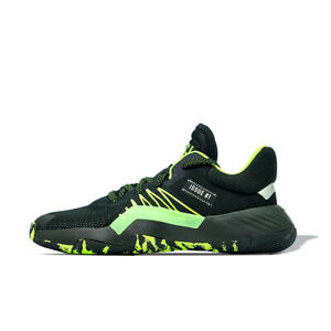 buy popular 15a0d f7576 Details about Adidas x Marvel The D.O.N Issue #1 Stealth Spider Man  Basketball Shoes(EF2805)