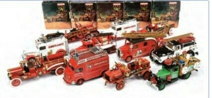 Looking for: (WANTED) MATCHBOX M.O.Y Fire Engine Series: Please see pictures or the Number from list