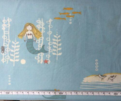 Storyboek Drie Birch Organic Cotton Aqua Mermaids