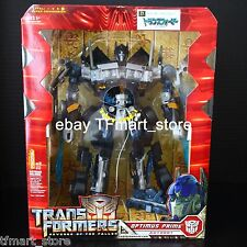 Genuine Takara Transformers Amazon Japan Excl. ROTF Black Optimus Prime Convoy
