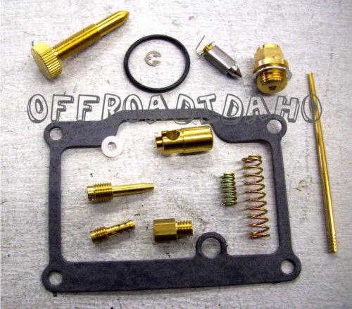 CARBURETOR CARB REBUILD REPAIR GASKET JET KIT POLARIS BIG BOSS 400 6X6 1994-1997