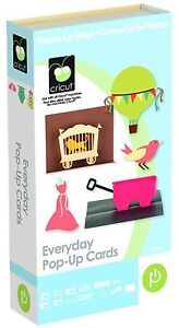 CRICUT-EVERYDAY-POP-UP-CARDS-CARTRIDGE-ALL-OCCASIONS-BABY-BIRTHDAY-NEW